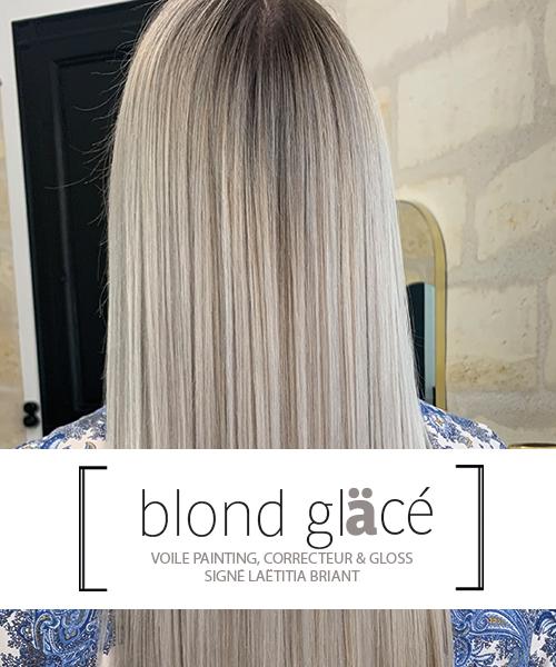 BLOND GLACE